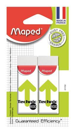 """Guma,  MAPED """"Technic 600"""""""