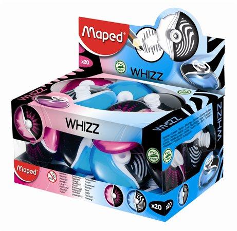 """Guma, displej, plastový obal, MAPED """"Whizz"""""""