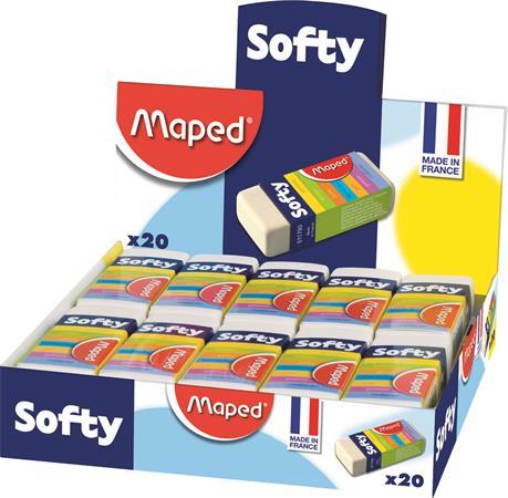 "Guma, displej, MAPED ""Softy"""