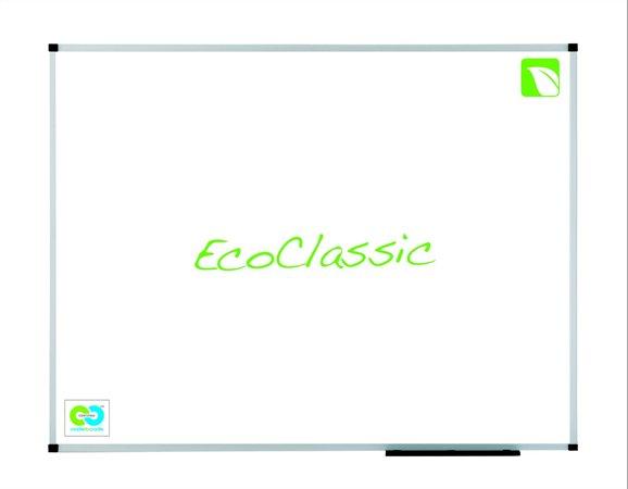 """Biela tabuľa, magnetická, smaltovaná, 45x60 cm, hliníkový rám, NOBO """"E-Classic"""""""