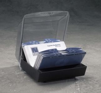 Box na vizitky ležatý, zatvorený  200ks