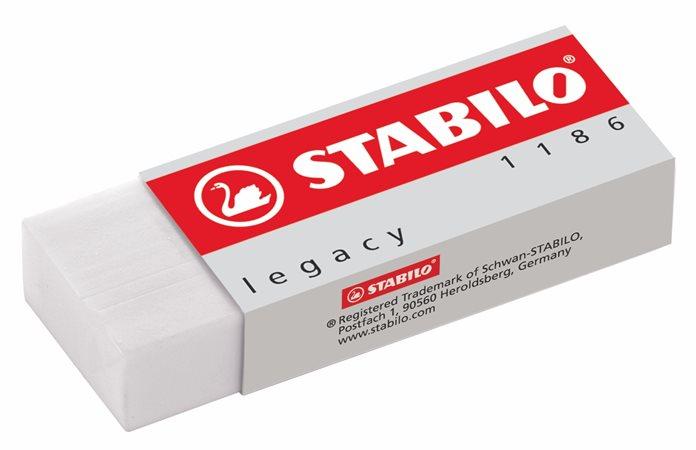 "Guma, STABILO ""Legacy 1186"""