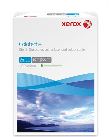 """Kancelársky papier """"Colotech"""", A/3, 90gr  XEROX/500ks"""