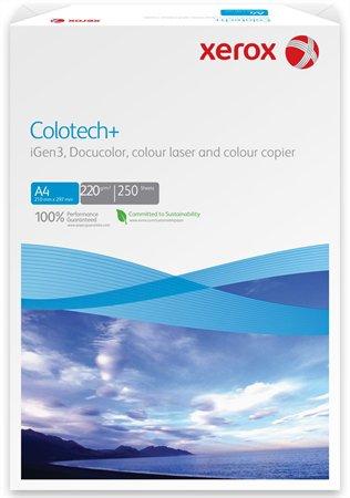 """Kancelársky papier """"Colotech"""", A/4, 220gr XEROX/250ks"""