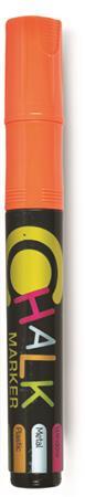 """Kriedový popisovač, 2,5 mm, FLEXOFFICE """"Chalkmarker"""", oranžový"""