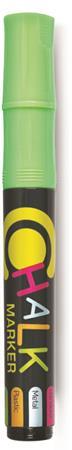 """Kriedový popisovač, 2,5 mm, FLEXOFFICE """"Chalkmarker"""", zelený"""