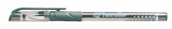 """Gélové pero, 0,2 mm, s uzáverom, FLEXOFFICE """"Handle"""", čierne"""